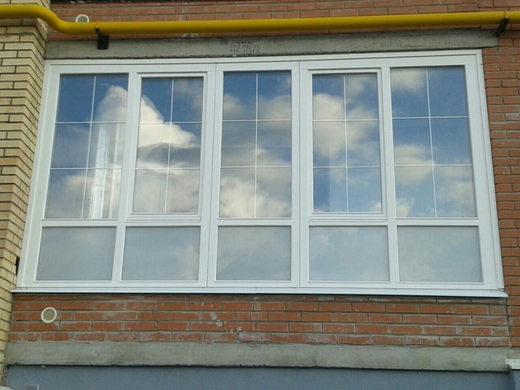 Фирма окна в дом в Чебоксарах база-окон.ru.